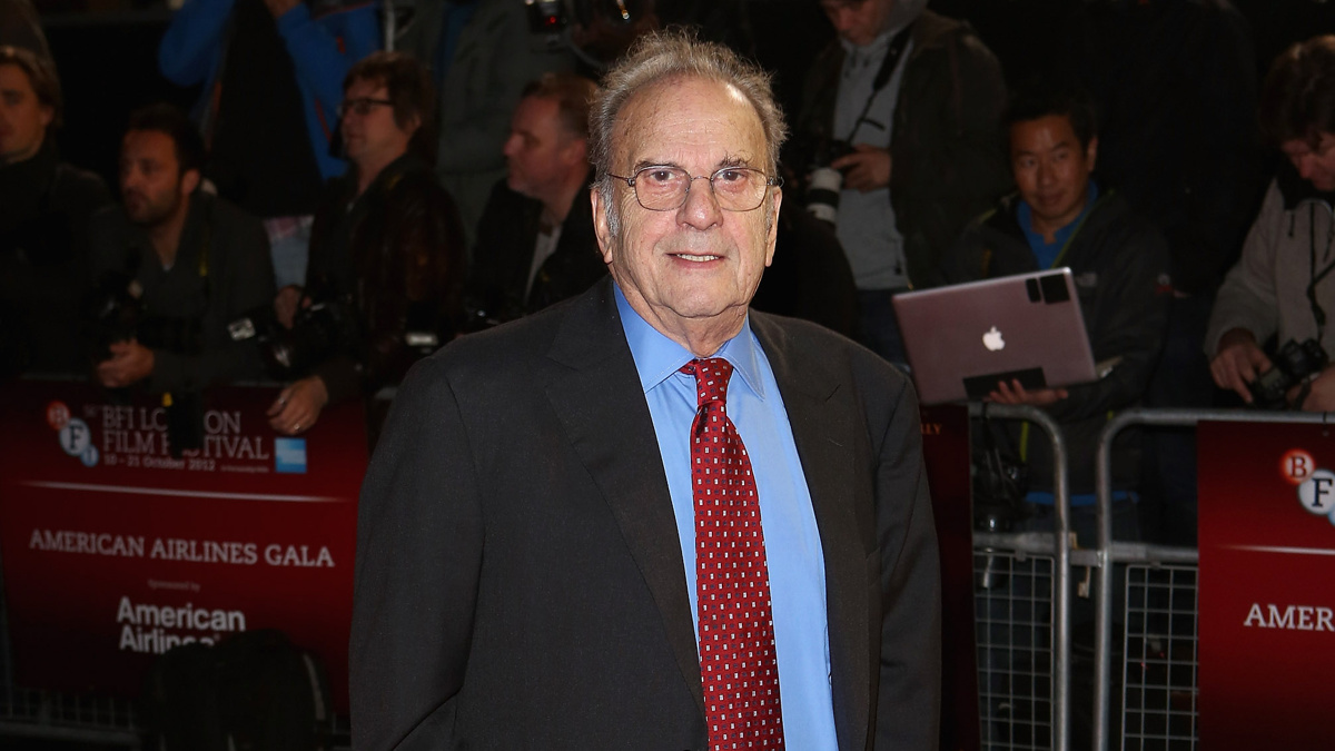 Ronald Harwood - 9/20 - Tim Whitby/Getty Images for BFI