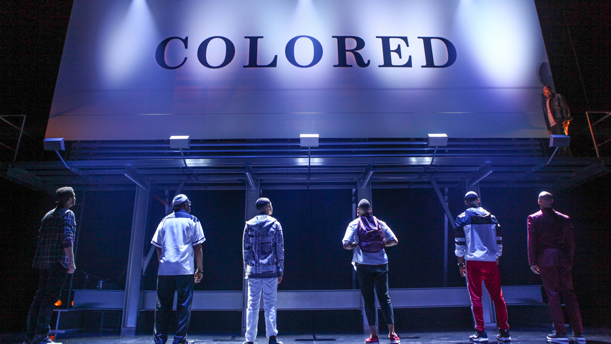 Thoughts of a Colored Man - Syracuse Stage - c/o O&M